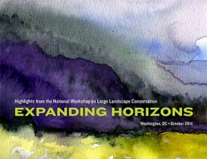 Expanding Horizons report cover