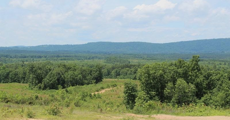 New 4,500 Acre Conservation Easement in Albemarle Co.