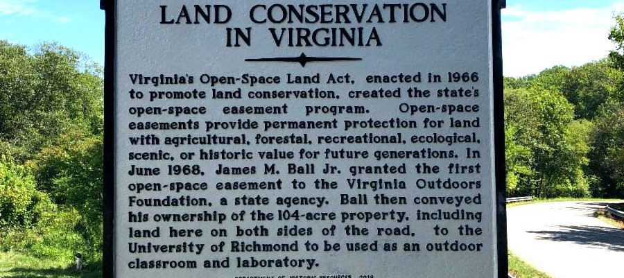 A Glimpse of Conservation History Along the Highway