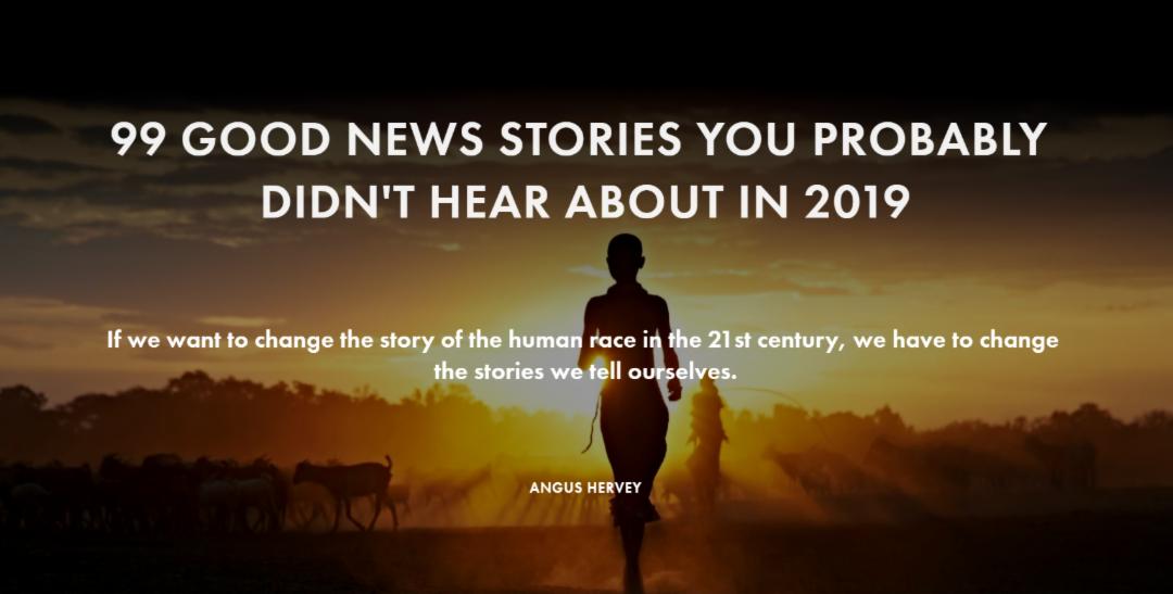 99 Good News Stories