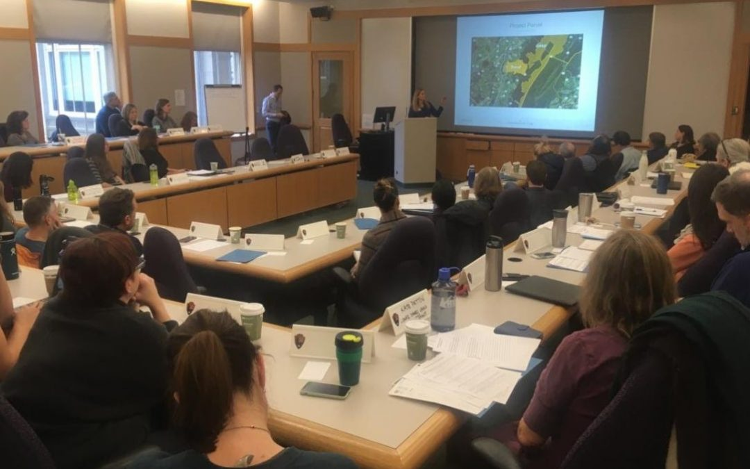 Conservation Finance Intensive Probes Funding Options