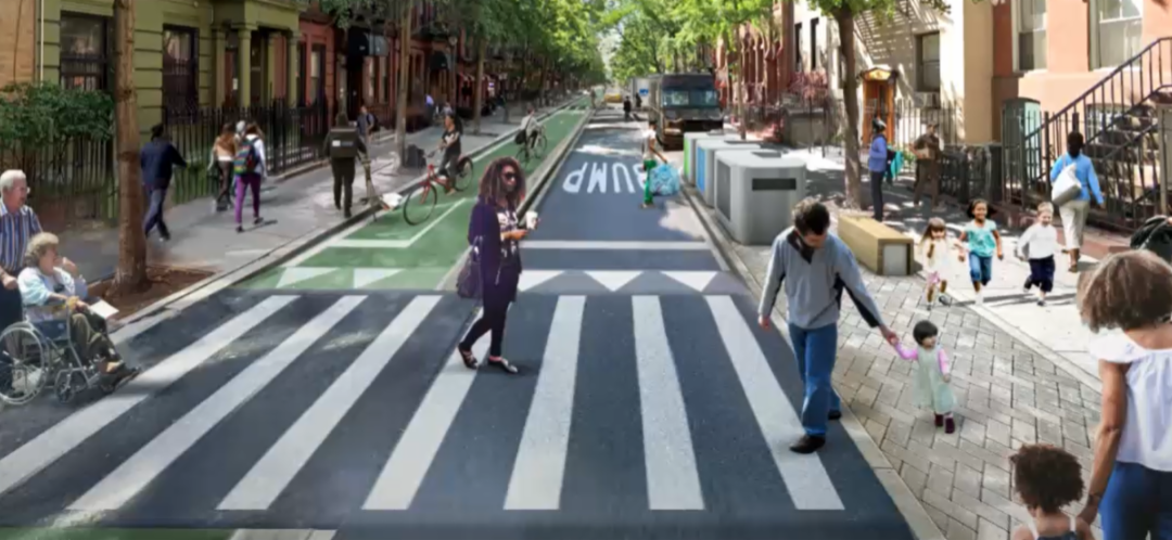 Open Space for People, not Cars