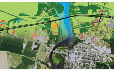 Eyes in the Skies for Easement Monitoring